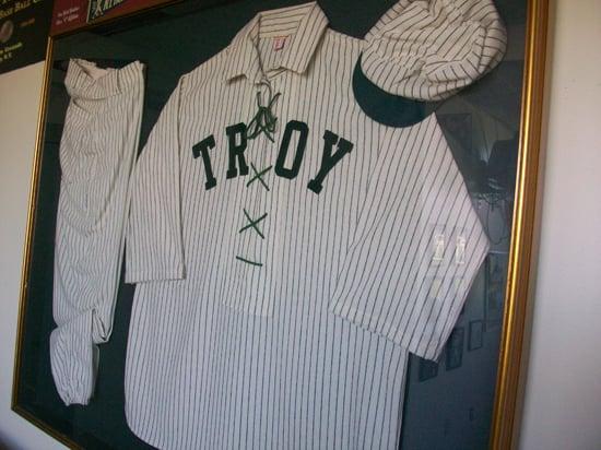 Defunct Baseball Teams Troy Trojans Jersey