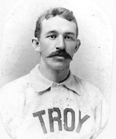 Defunct Baseball Teams Troy Trojans Player