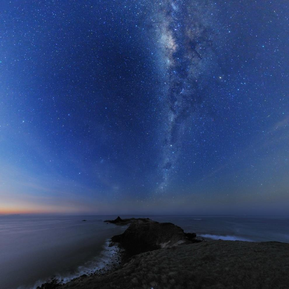 Phillip Island Australia: Phillip Island At Night