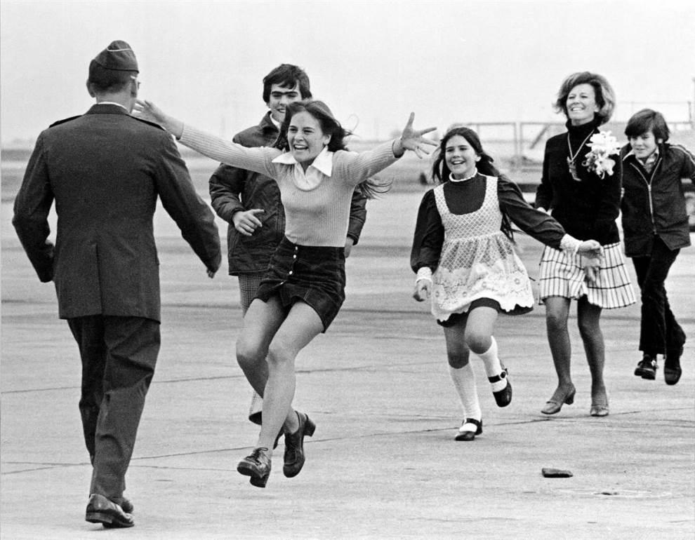 Robert stirm reunites family 1973