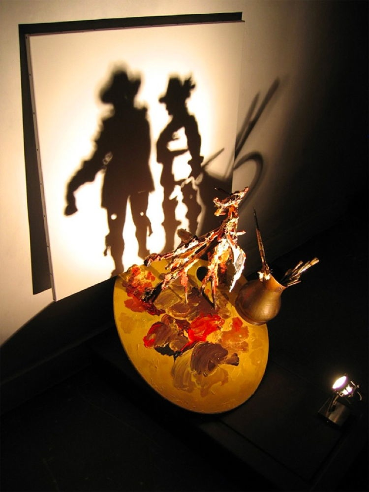 Shadow Sculptures 3