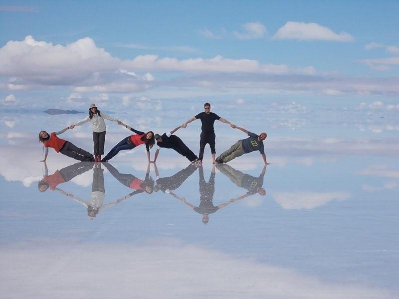 Uyuni Salt Flats Images