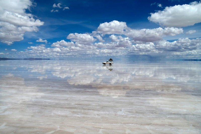 Cool Pictures Of Salt Flats