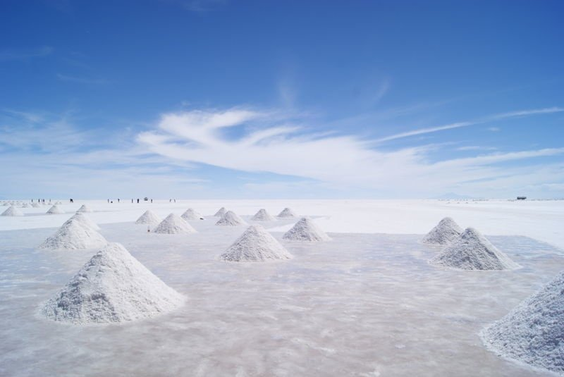Uyuni Salt Flats Pictures