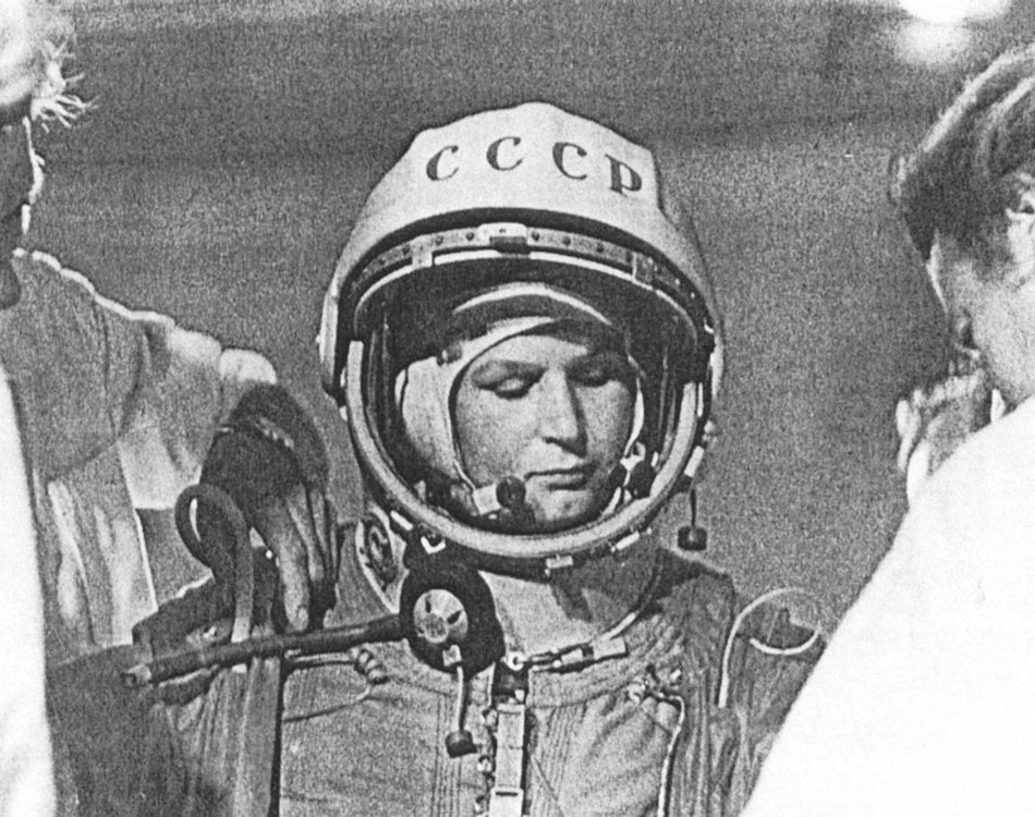 Valentina Space Helmet