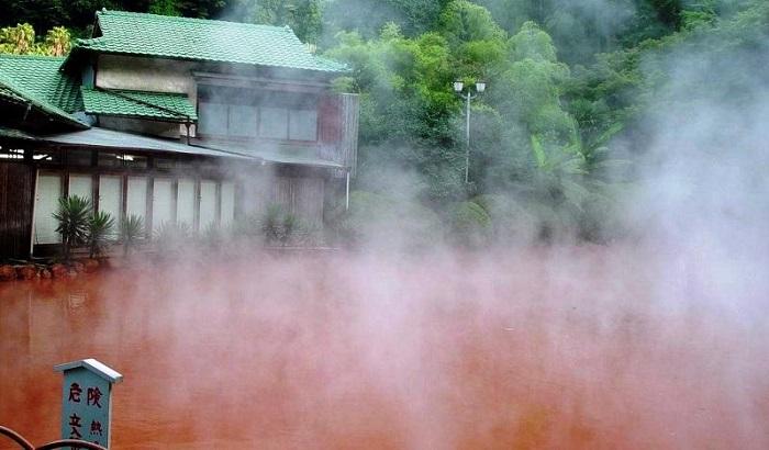 Cool Pools Blood Pond Steaming
