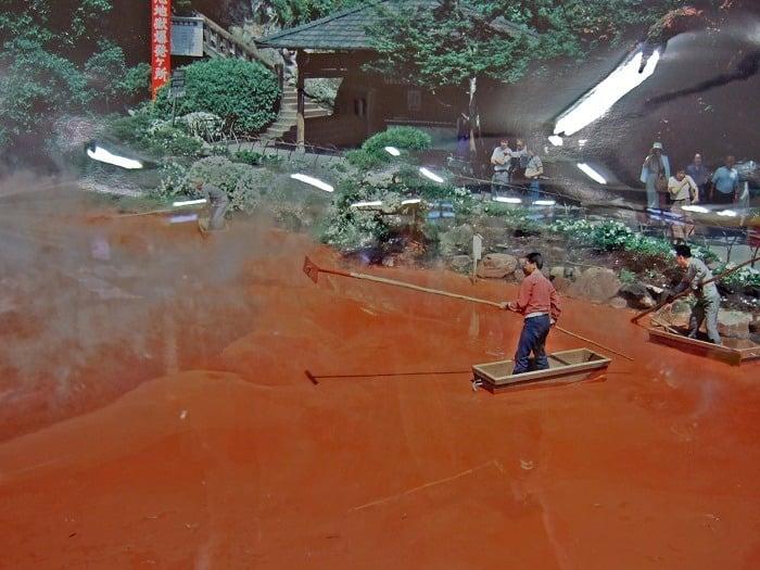 Cool Pools Floating On Blood Pond
