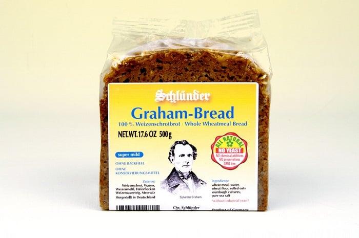 Fad Diets Graham Bread