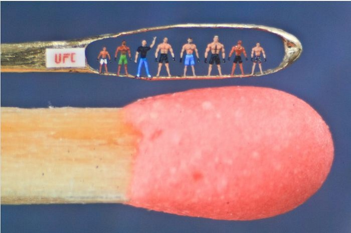 Micro-Art UFC