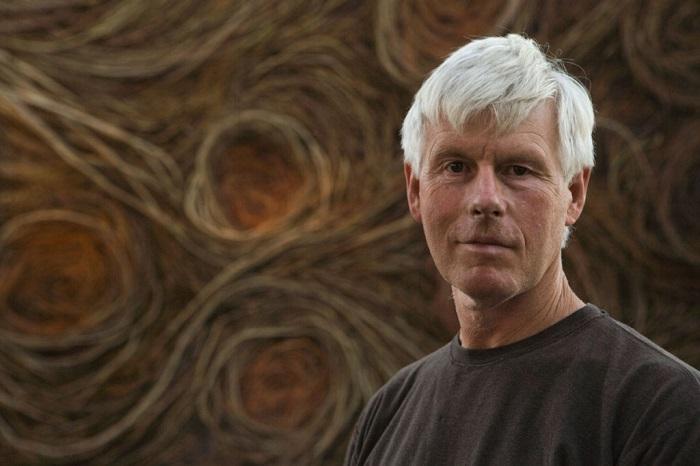 Patrick Dougherty Portrait