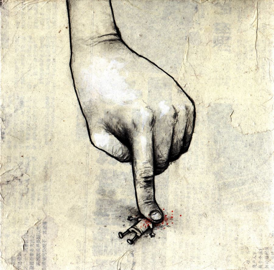 The Fantastic Art Of Dran, The French Banksy