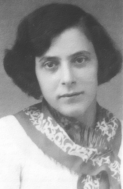 August Landmesser Irma Eckler