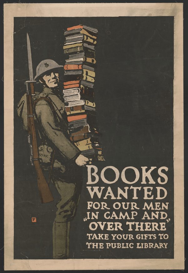 Books Wanted Military