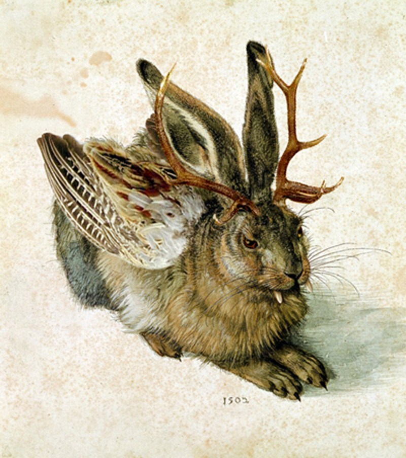 Cryptids Wolpertinger
