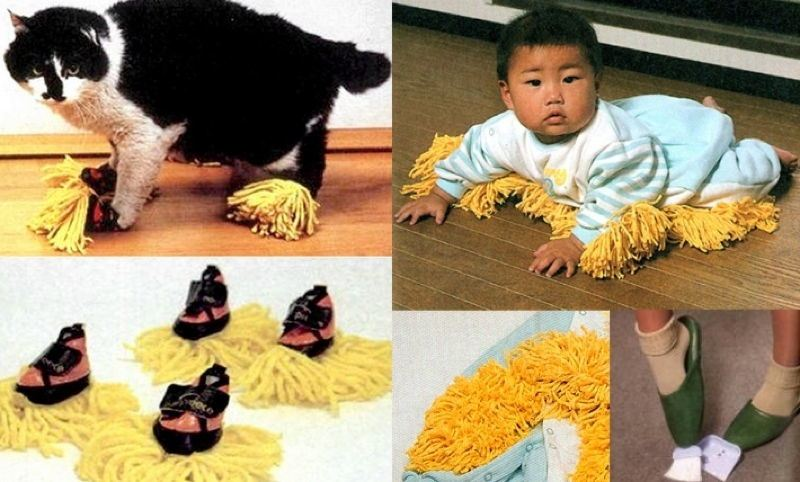 Japanese Products Mops