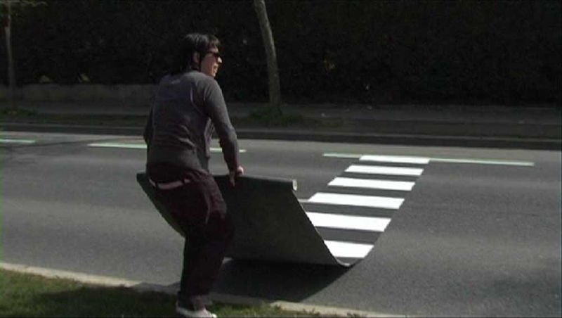 Japanese Products Zebra Crossing 2