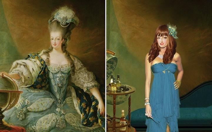 Secret Life Antoinette