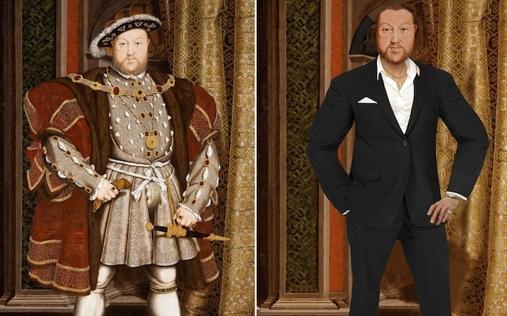 Secret Life Henry VIII