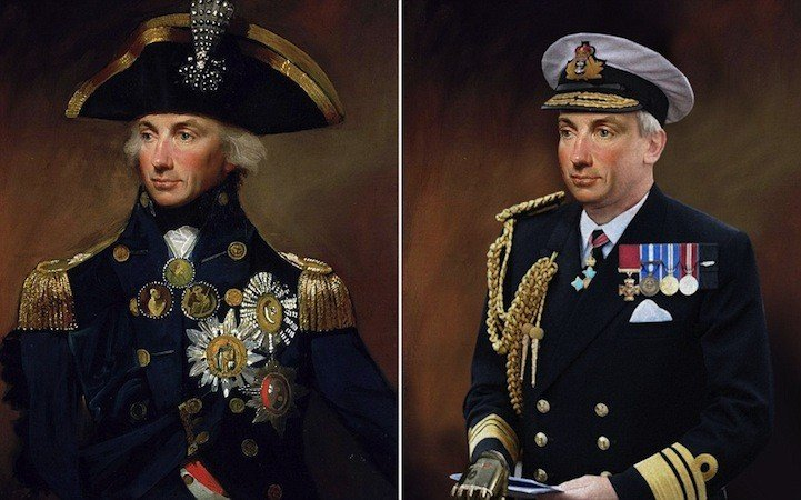 Secret Life Of Historical Figures Lord Nelson