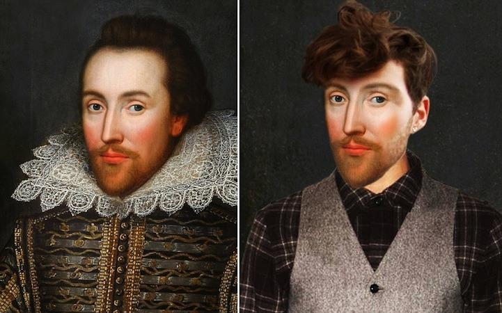 Secret Life Of Historical Figures Shakespeare