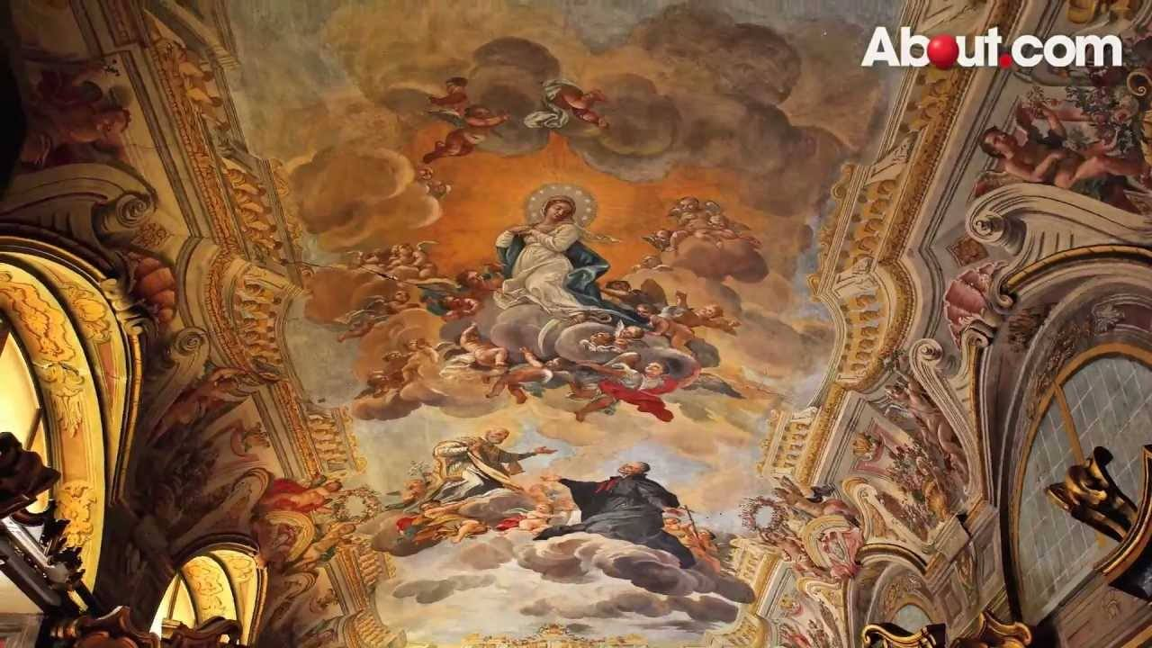 inside the rococo art movement that dominated the late baroque