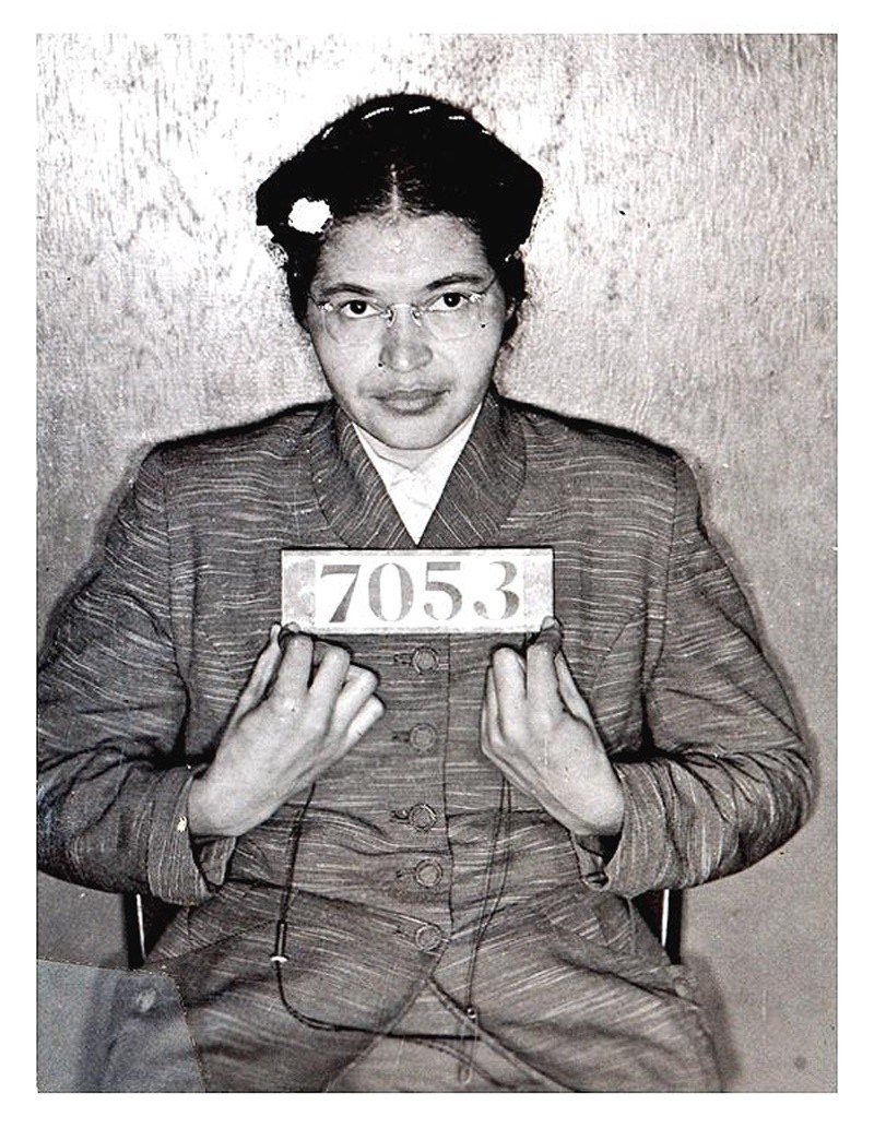 Inspiring One-Person Protests Rosa Parks