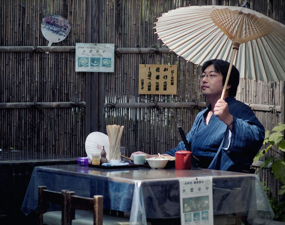 Most Incredible Umbrella Designs Japan
