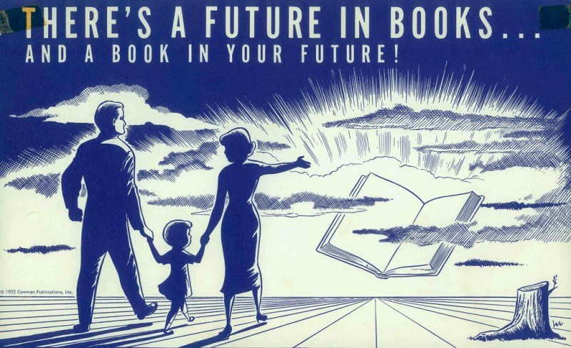The Future Is In Books