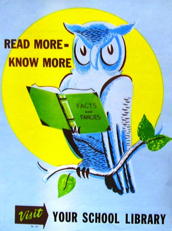Read More Library Ad