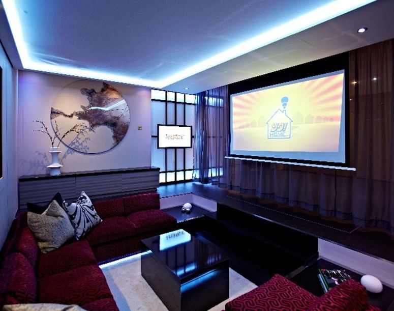 Yo Home Cinema Room