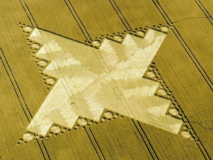 Pictures Of Real Crop Circles