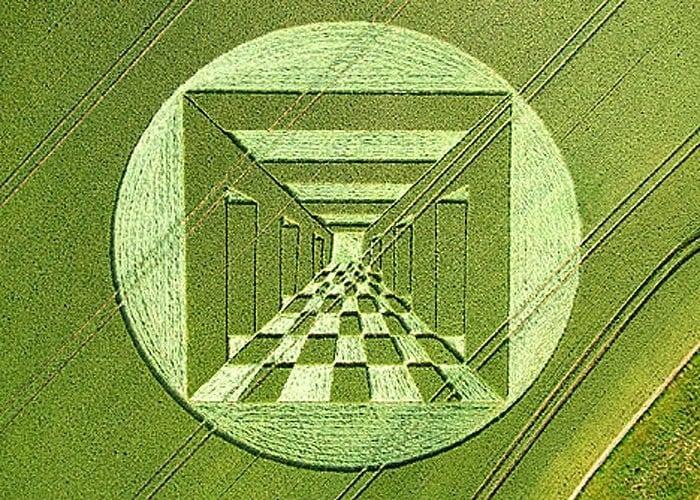 Crop Circle 3D