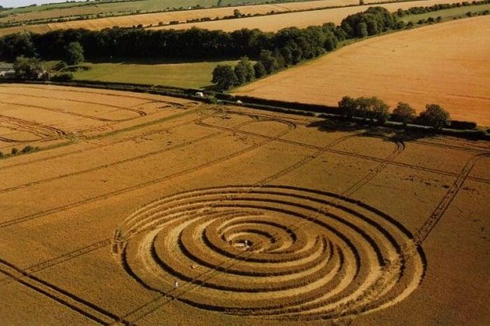 Crop Circle Photos