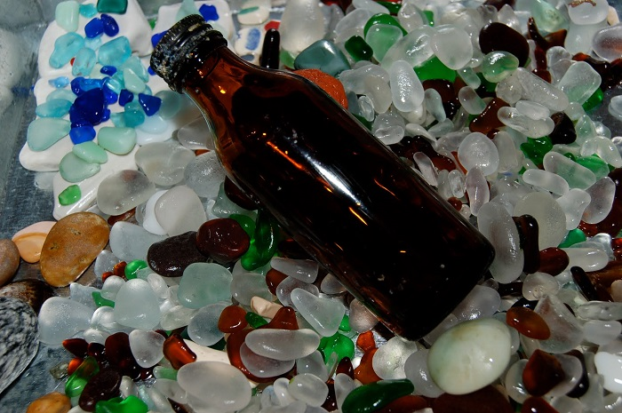 Glass Beach Waste To Sea Glass