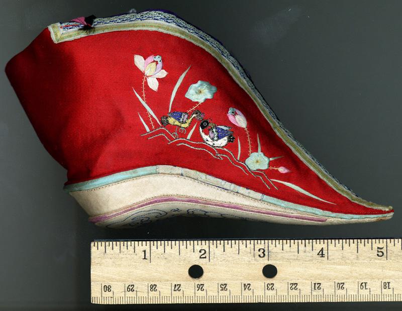 Lotus Shoe Length