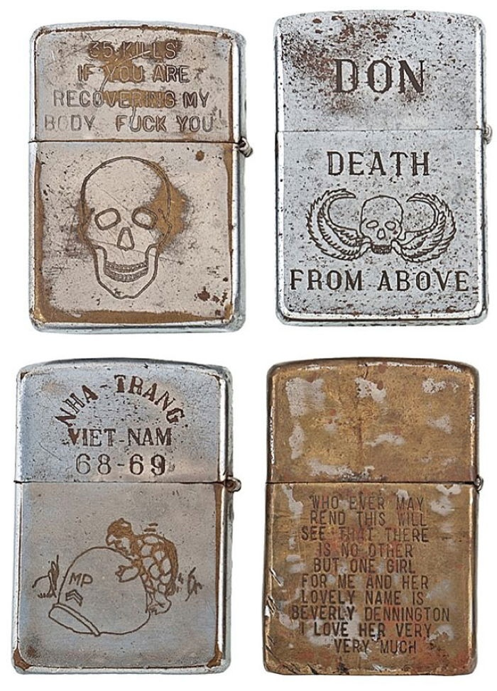 Engraved Lighters 1
