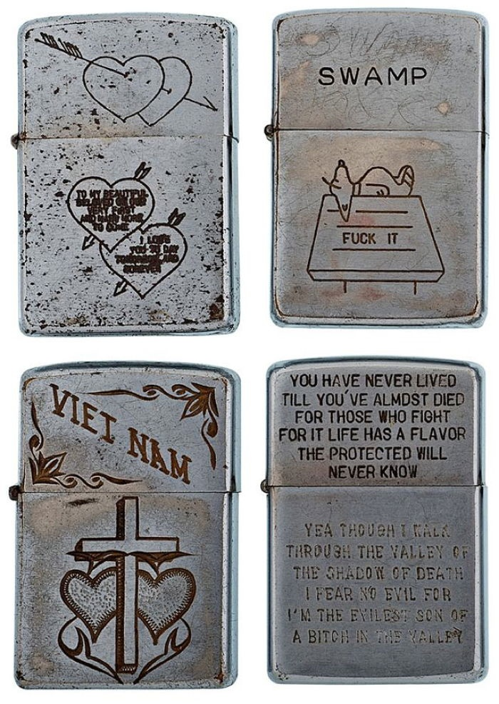 Engraved Lighters 2