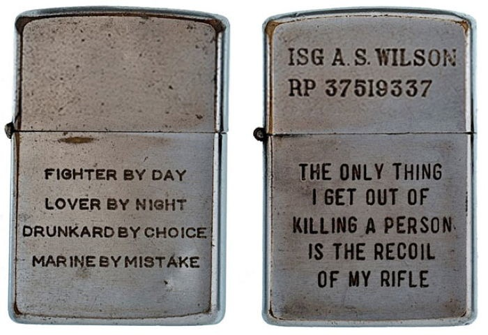 Engraved Lighters 3