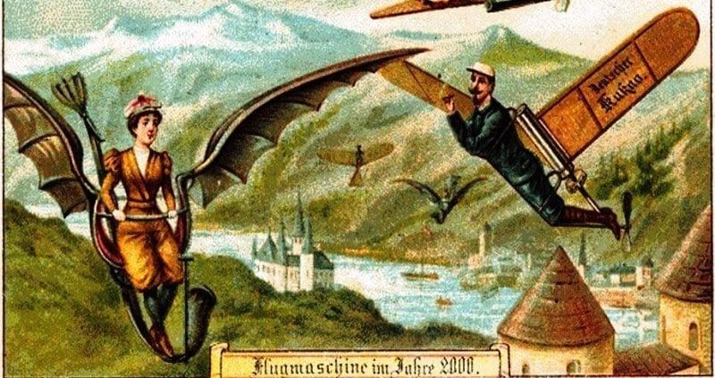 Future In 1900