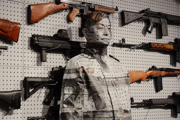 Gun Rack Art 3