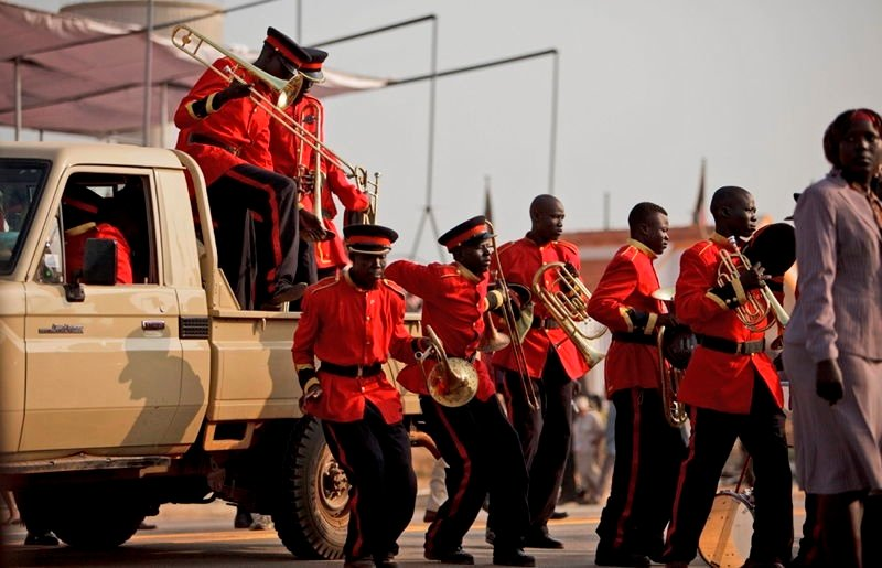 Independence Day South Sudan 2