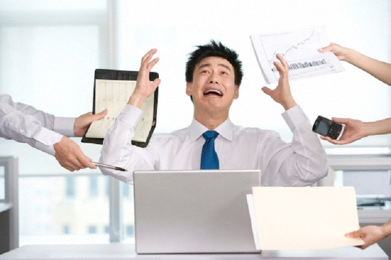 Internet Damage Multitasking Rage