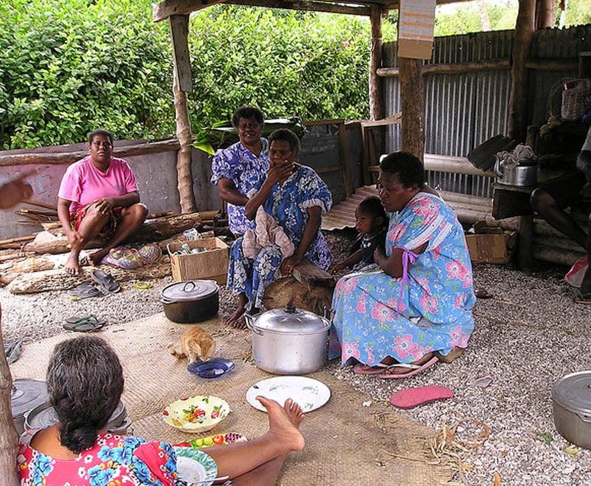 Unique Languages Emua Village