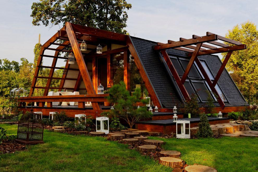 Zero Energy One Modular House