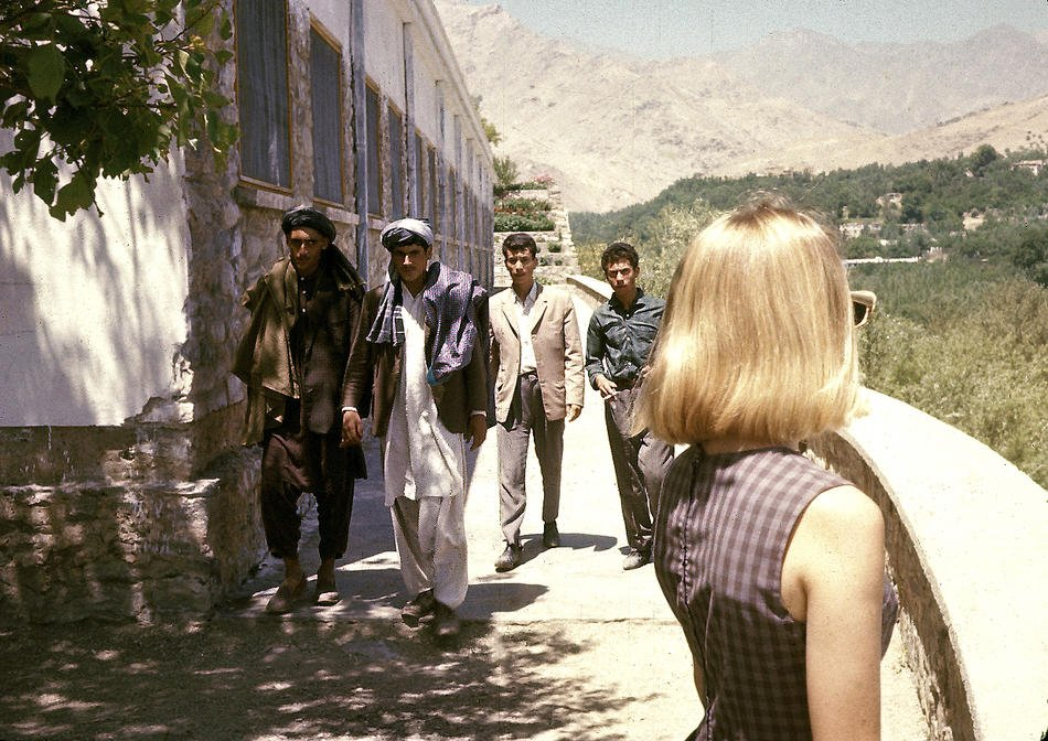 Arriving In Kabul In The 1960s