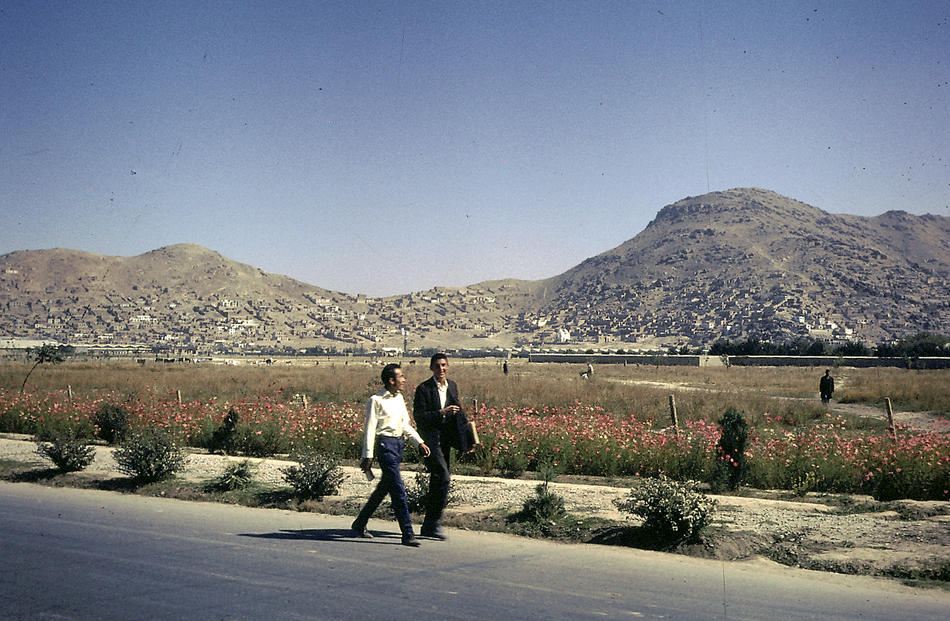 Photographs Of Afghanistan In 1960