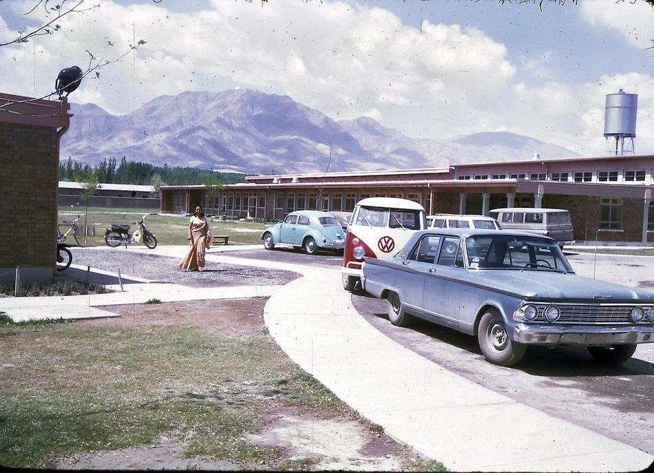 American International School In Kabul