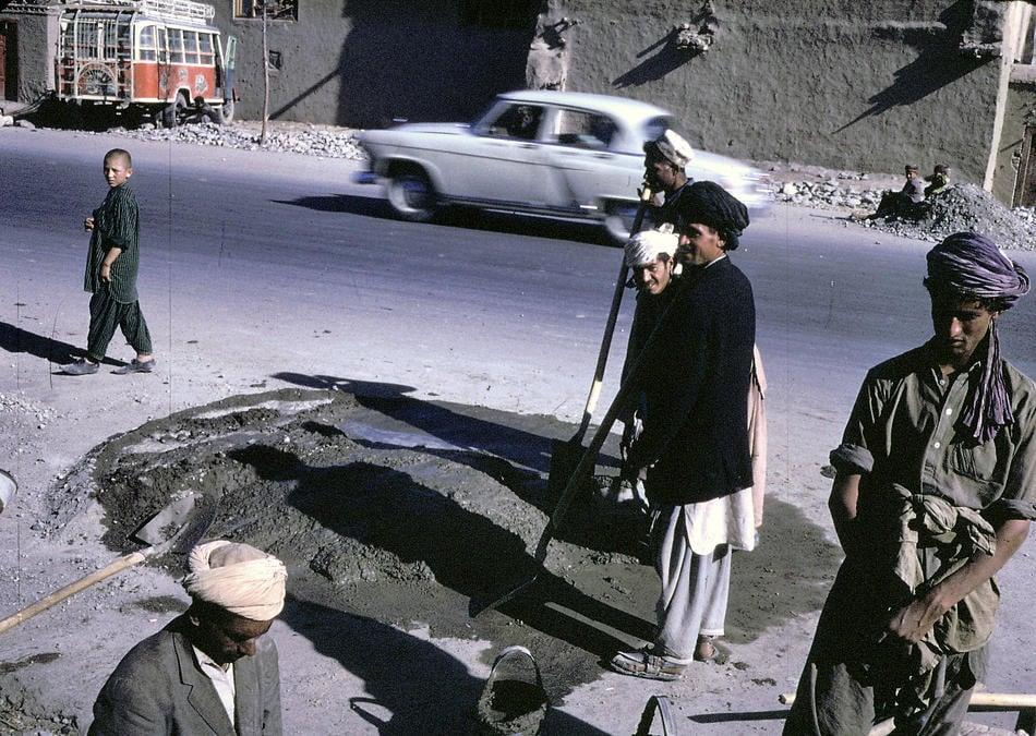 1960s Afghanistan 18