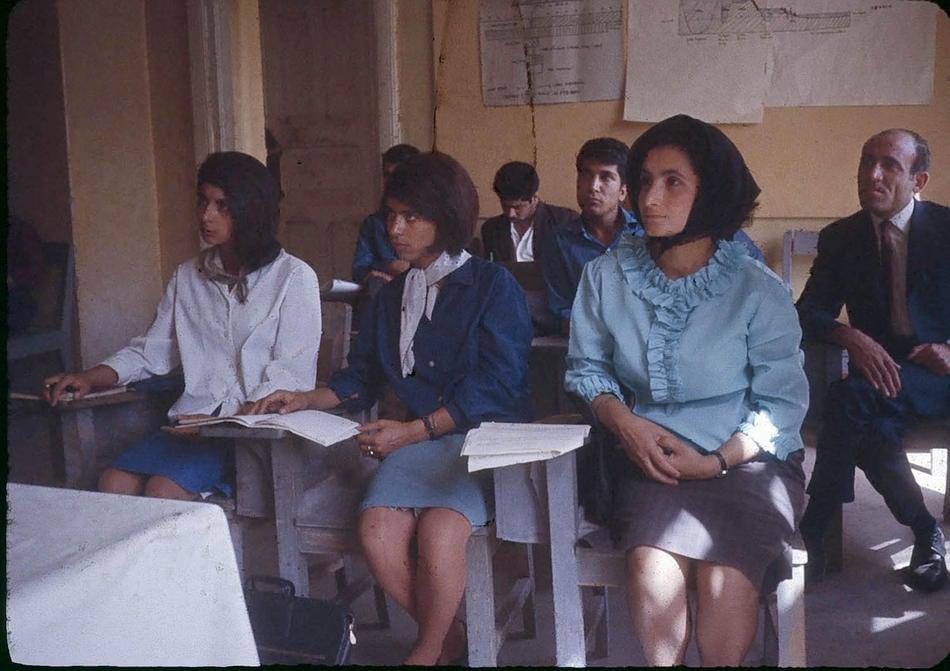 Teachers College In Kabul