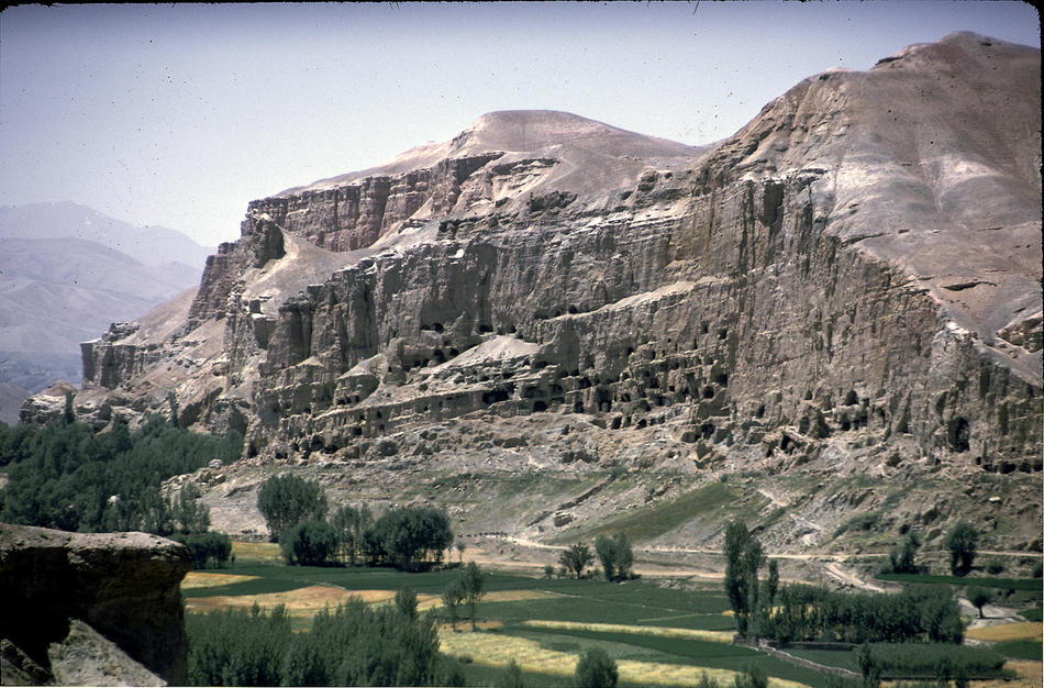 Bamiyan Valley 1960s Afghanistan